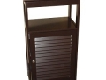 Floor Storage Cabinet (Espresso)
