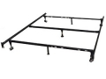 Adjustable Bed Frame (Twin to Queen)