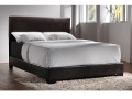 Upholstered Bed with Headboard (Queen)