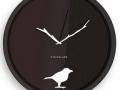 Early Bird Wall Clock