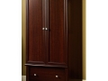 Wardrobe Armoire (Cherry)