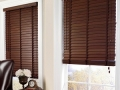 Faux Wood Blinds (Multiple Sizes & Colors)