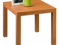 End Table (Natural or Espresso)