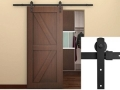 Sliding Door Hardware (6.6 Feet)