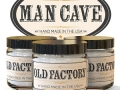 Man Cave Candles (3 Pack)