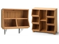 Wall or Floor Cubby Storage Unit
