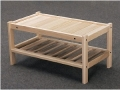 Hardwood Coffee Table, Natural