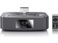 iPod Speaker Dock with Alarm Clock