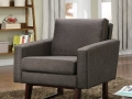 Linen Accent Chair, Multiple Colors