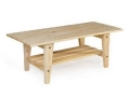 Large Pine Viking Table, Natural