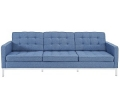 Florence Style Sofa (Various Tweed Colors)