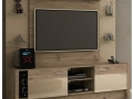 Manhattan Entertainment Center, Natural Finish