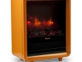 Mini Fireplace Heater (Various Colors)
