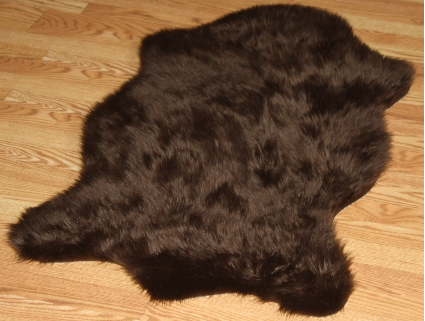 Faux Animal Fur Rug Multiple Colors 24 Quot X 48