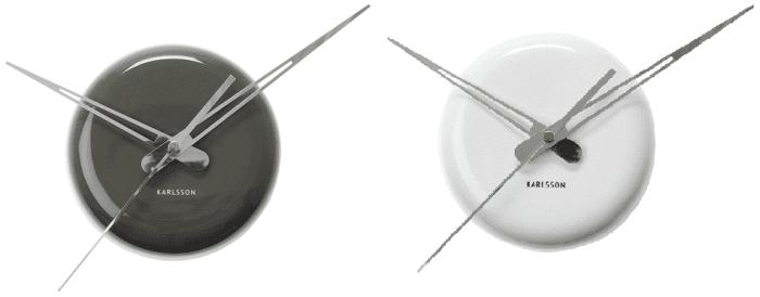 Ceramic Dot Clock