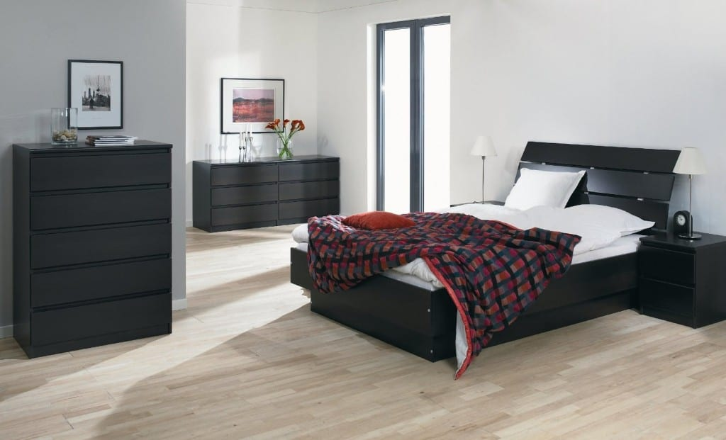 Platform Bed With Curved Headboard Queen Bachelor On A Budget
