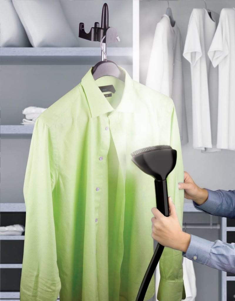 Fabric Steamer Handheld Or Standing Bachelor On A Budget