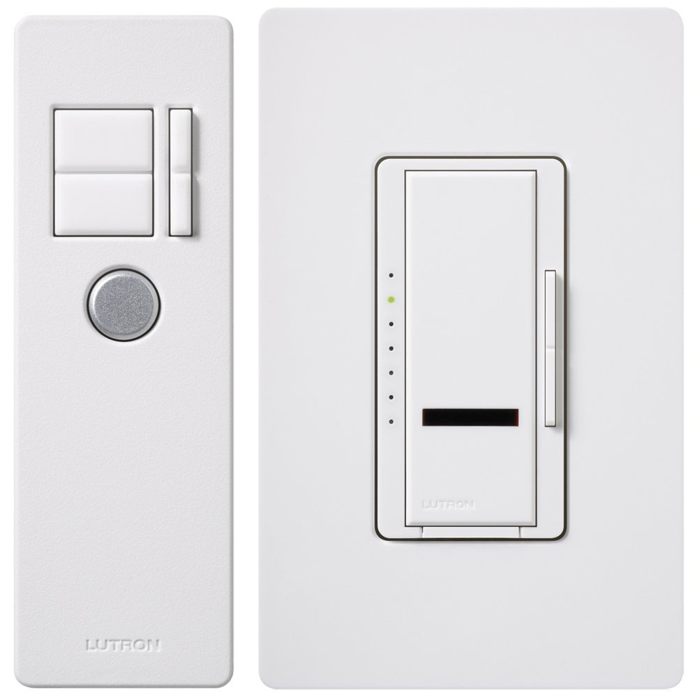 dimmer switch with remote bachelor on a budget. Black Bedroom Furniture Sets. Home Design Ideas