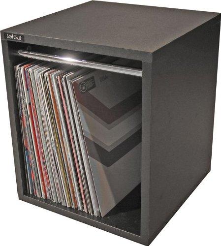 Vinyl Storage Unit For 60 500 Lps Bachelor On A Budget