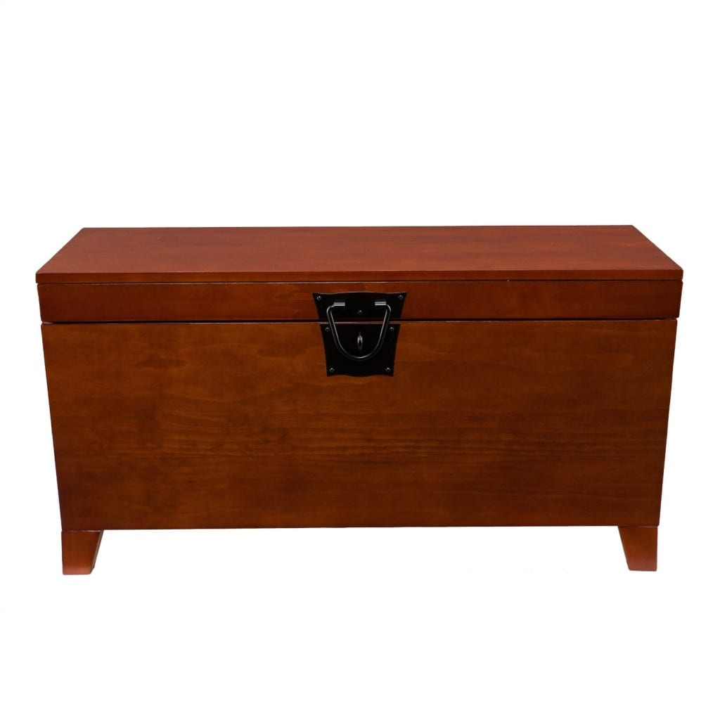 Cocktail Table With Storage Mission Oak Bachelor On A
