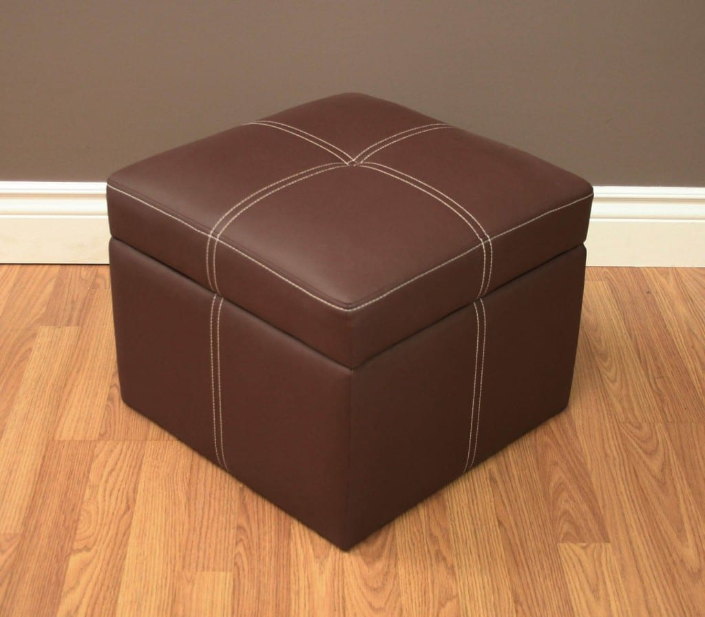Ottoman With Storage Multiple Colors And Sizes Bachelor