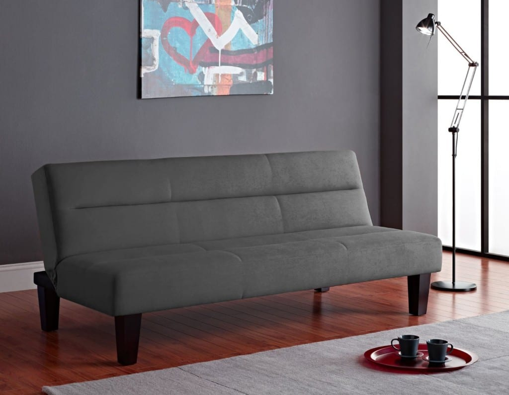 Futon Sofa Bed Multiple Colors Bachelor On A Budget