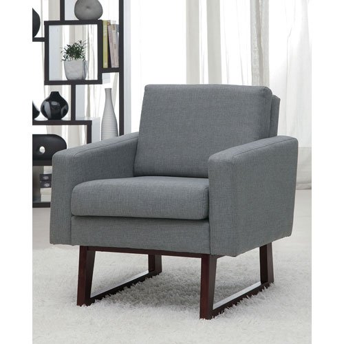 Linen Accent Chair Multiple Colors Bachelor On A Budget
