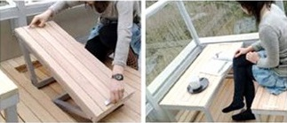 Spaceless Folding Table2