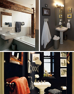 Bachelor pad bathroom essentials and ideas bachelor on a for Bachelor bathroom ideas