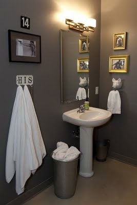 Bachelor Pad Bathroom 2