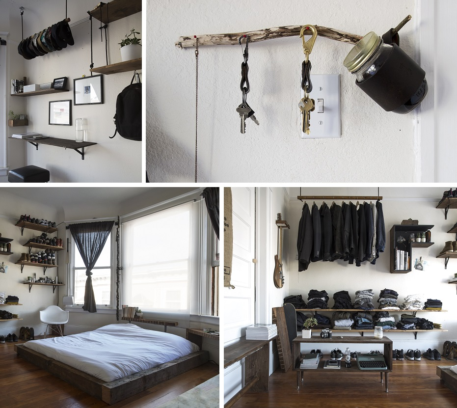 bachelor pad bedroom 20