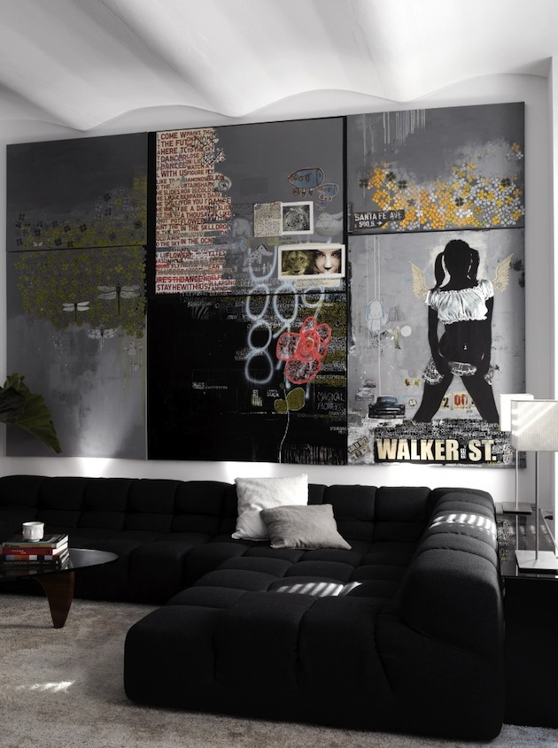 Bachelor pad design ideas essentials and tips bachelor - Mens bedroom wall art ...