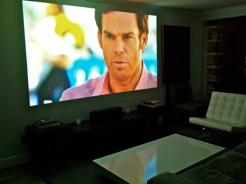 Bachelor Pad Entertainment Center