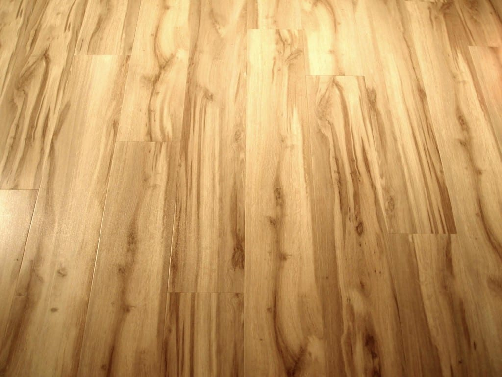 Bachelor Pad Hardwood Floor