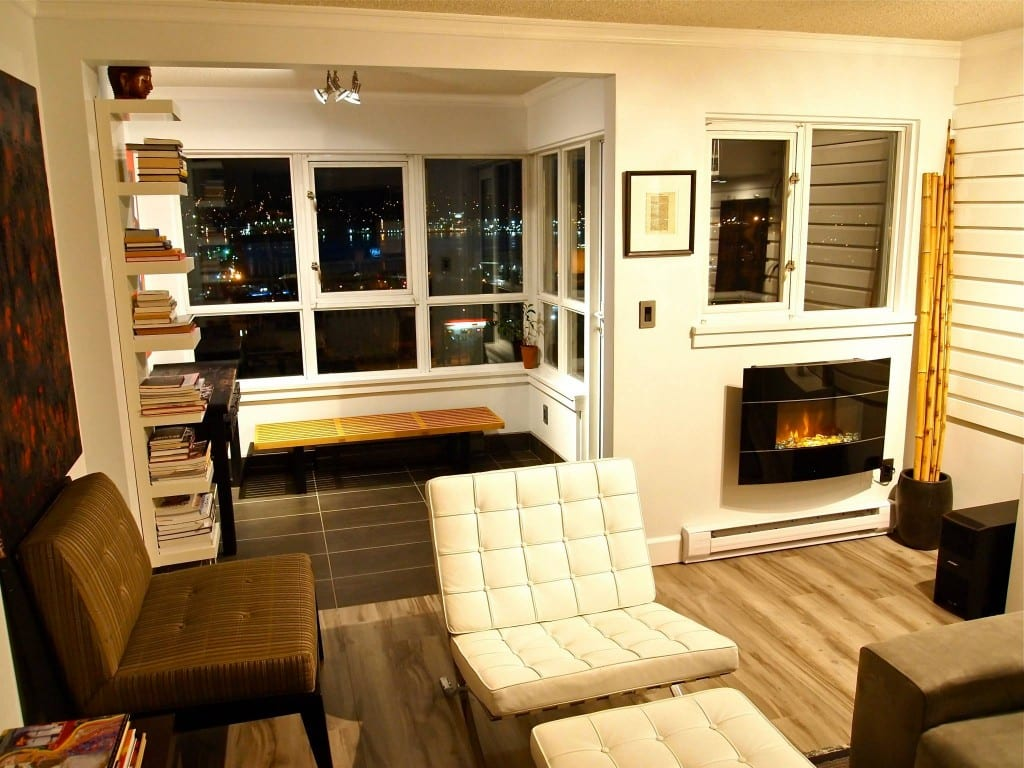 Bachelor Pad Living Room 2