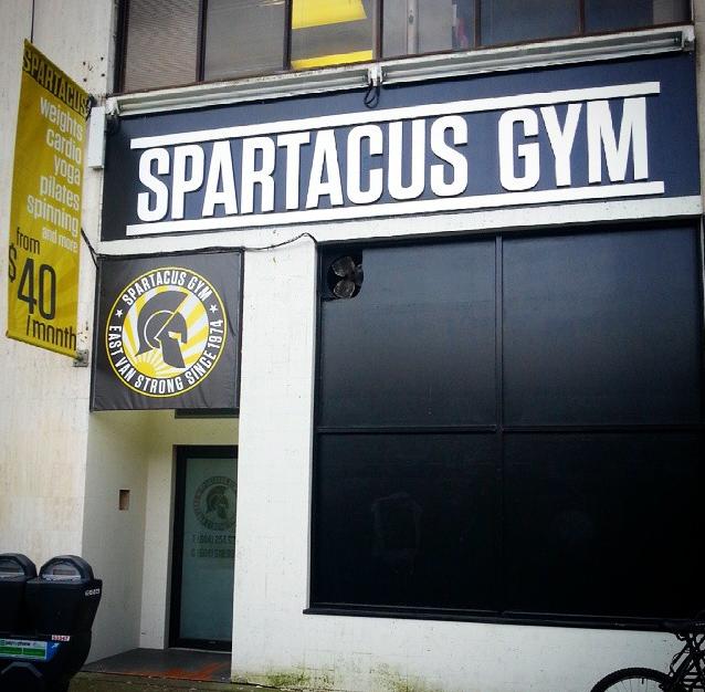 spartacus gym