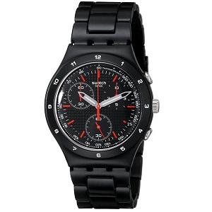 Swatch Black Coat Sale B005PSR5OG