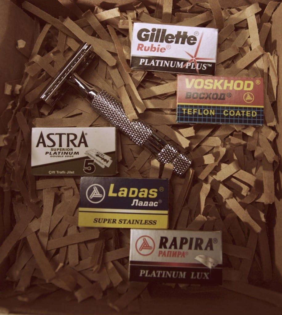 Safety Razor Kit