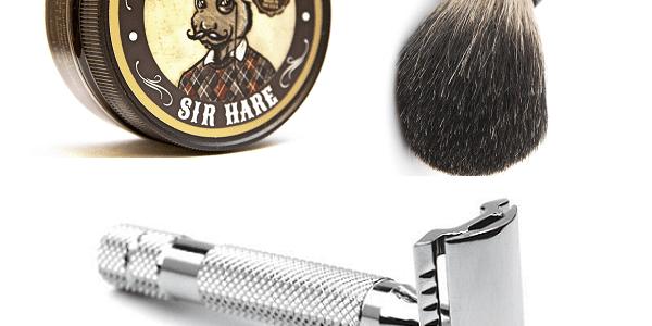 Wet Shaving on a Budget - Panels 2